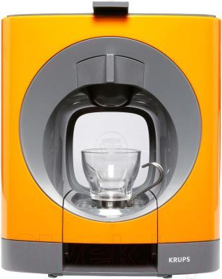 Капсульная кофеварка Krups KP110F10 - общий вид
