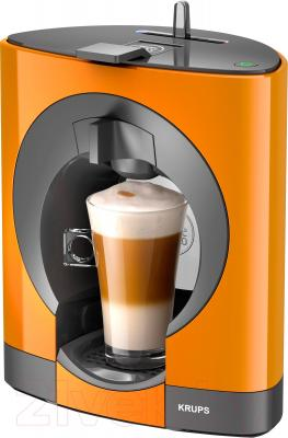 Капсульная кофеварка Krups KP110F10 - с чашкой