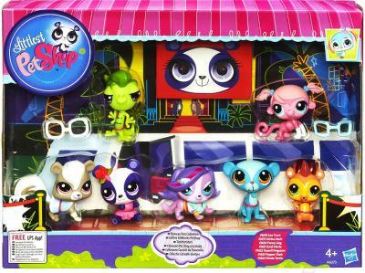 Игровой набор Hasbro Littlest Pet Shop Красная ковровая дорожка (A6273) - упаковка