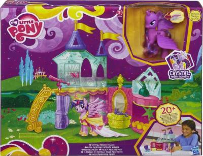 Игровой набор Hasbro My Little Pony Кристальный Замок (A3796) - упаковка