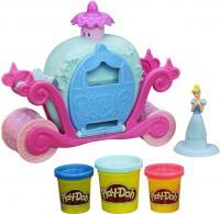 Игровой набор Hasbro Play-Doh Волшебная карета Золушки (A6070) -