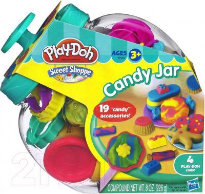 Игровой набор Hasbro Play-Doh Банка со сладостями (38984) - упаковка