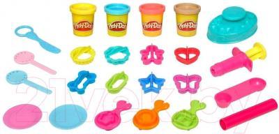 Игровой набор Hasbro Play-Doh Банка со сладостями (38984) - состав набора