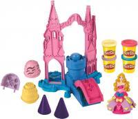 Игровой набор Hasbro Play-Doh Чудесный замок Авроры (A6881) -