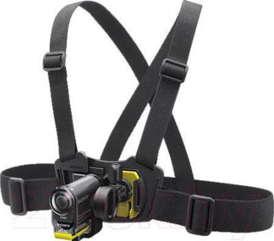 Крепление для экшн-камеры Sony AKA-CMH1 - с камерой