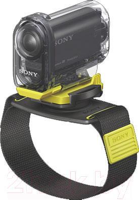 Крепление на ремне для экшн-камеры Sony AKA-WM1 - с камерой