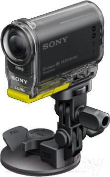 Крепление для экшн-камеры Sony VCT-SCM1 - с камерой