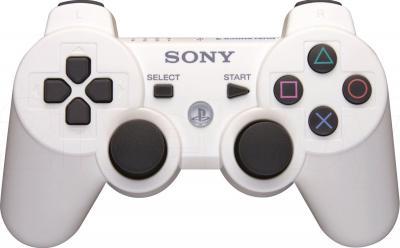 Геймпад Sony Dualshock 3 (White) - общий вид