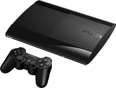 Игровая приставка Sony PlayStation 3 PS719244462 (джойстик в комплекте) - общий вид
