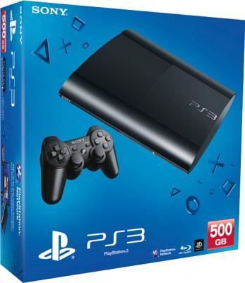 Игровая приставка Sony PlayStation 3 PS719435310 - упаковка