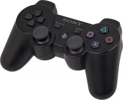 Геймпад Sony Dualshock 3 (Black) - общий вид