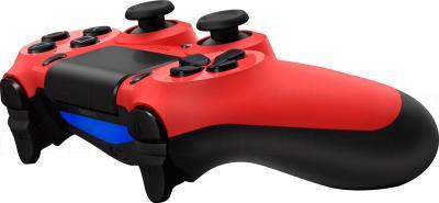 Геймпад Sony Dualshock 4 (Red) - общий вид