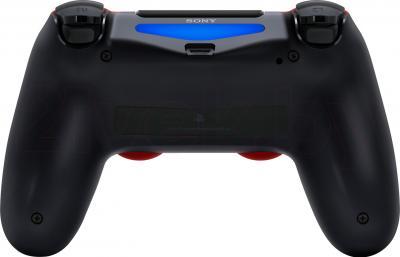 Геймпад Sony Dualshock 4 (Red) - вид снизу