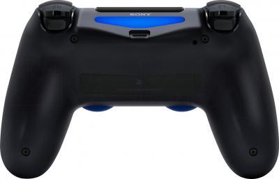 Геймпад Sony Dualshock 4 (Blue) - вид снизу