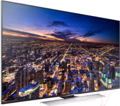 Телевизор Samsung UE48HU8500T - вполоборота
