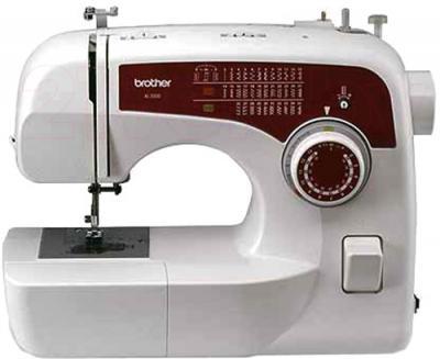 Швейная машина Brother XL-3500 - общий вид