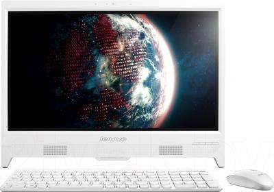 Моноблок Lenovo C260 (57327603) - фронтальный вид