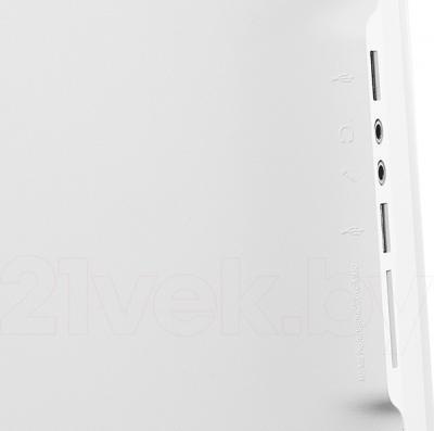 Моноблок Lenovo C260 (57327603) - порты USB, SD, 3.5 jack