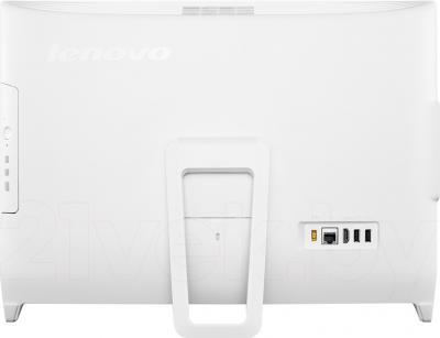 Моноблок Lenovo C260 (57327603) - вид сзади