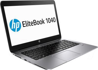 Ноутбук HP EliteBook Folio 1040 G1 (F6Z38ES) - общий вид