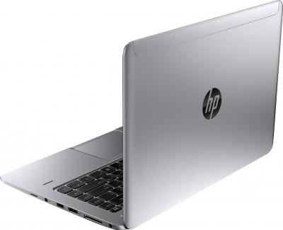 Ноутбук HP EliteBook Folio 1040 G1 (F6Z38ES) - вид сзади