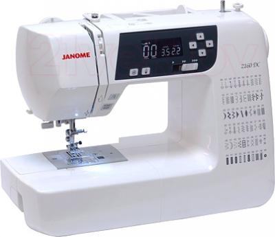 Швейная машина Janome 2160 DC - общий вид