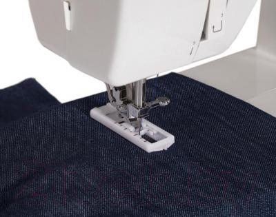 Швейная машина Singer Promise 1408 - выметывание петли