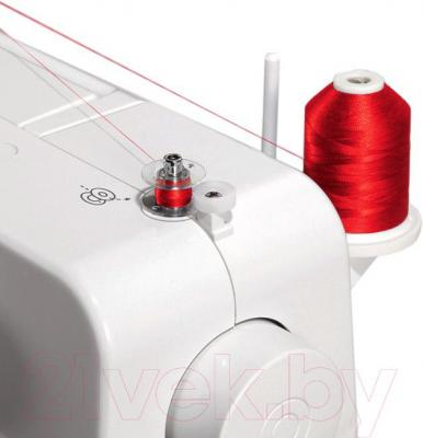 Швейная машина Singer Promise 1408 - намотка нитки на шпульку