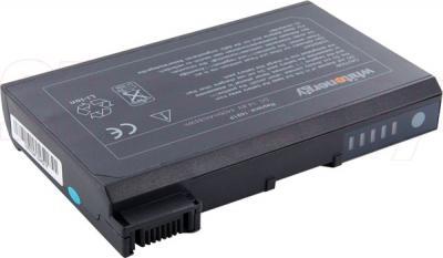 Батарея для ноутбука Whitenergy 03973 - вид снизу