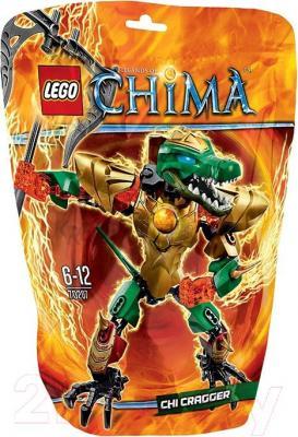 Конструктор Lego Chima Чи Краггер (70207) - упаковка