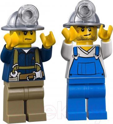 Конструктор Lego City Погрузчик и самосвал (4201) - общий вид