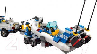 Конструктор Lego City Полицейский патруль (60045) - общий вид