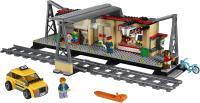 Конструктор Lego City Железнодорожная станция (60050) -