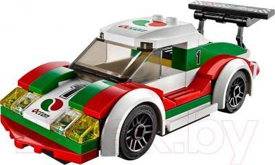Конструктор Lego City Гоночный автомобиль (60053) - общий вид