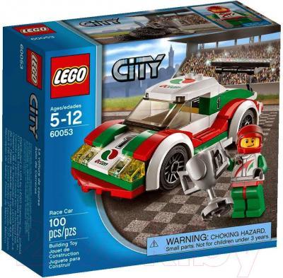 Конструктор Lego City Гоночный автомобиль (60053) - упаковка