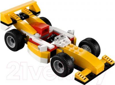 Конструктор Lego Creator Супер болид (31002) - общий вид