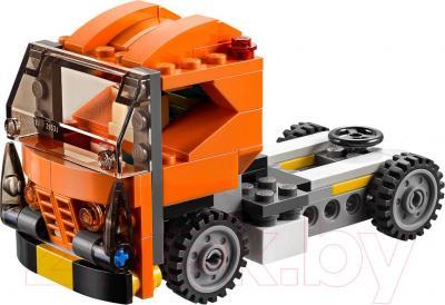 """Конструктор Lego Creator Гоночная машина """"Сансет"""" 31017 - вариант сборки"""
