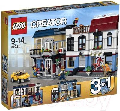 Конструктор Lego Creator Городская улица (31026) - упаковка