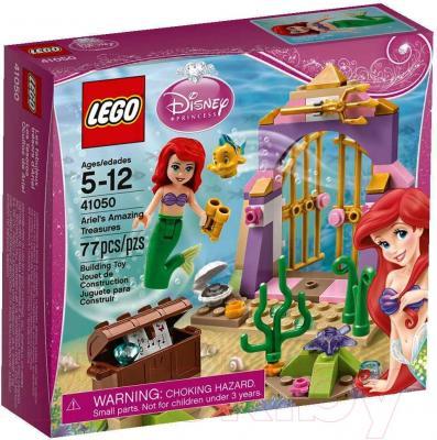 Конструктор Lego Princess Тайные сокровища Ариэль (41050) - упаковка