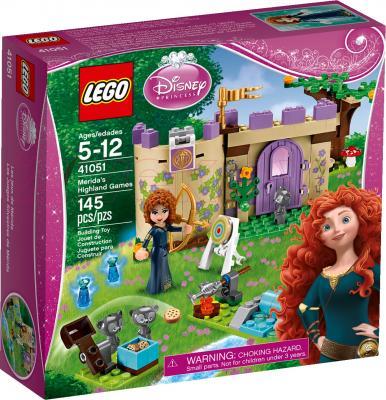 Конструктор Lego Disney Princess 41051 Северо-Шотландские игры Мериды - упаковка