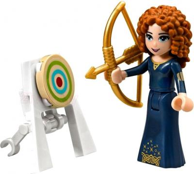 Конструктор Lego Disney Princess 41051 Северо-Шотландские игры Мериды - минифигурка