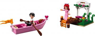 Конструктор Lego Disney Princess 41052 Волшебный поцелуй Ариэль - минифигурки