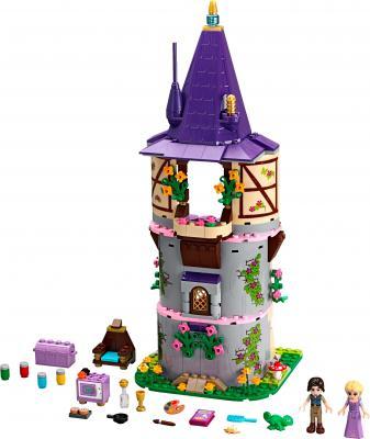 Конструктор Lego Disney Princess 41054 Башня Рапунцель - общий вид