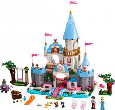 Конструктор Lego Disney Princess 41055 Романтический замок Золушки - общий вид