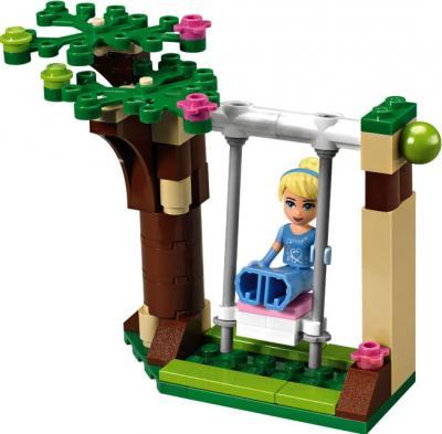 Конструктор Lego Disney Princess 41055 Романтический замок Золушки - минифигурка