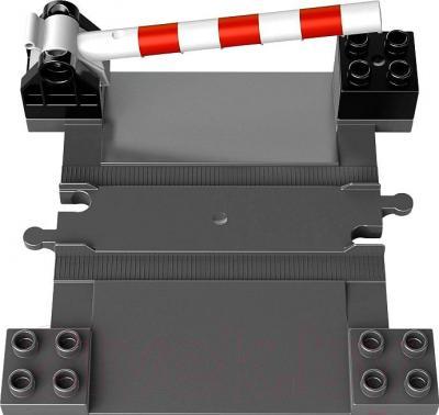Конструктор Lego Duplo Дополнительные элементы для поезда (10506) - шлагбаум