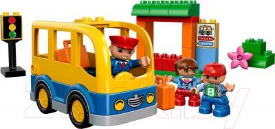 Конструктор Lego Duplo Школьный автобус (10528) - общий вид