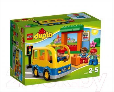 Конструктор Lego Duplo Школьный автобус (10528) - упаковка