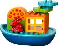 Конструктор Lego Duplo Лодочка для малышей (10567) -