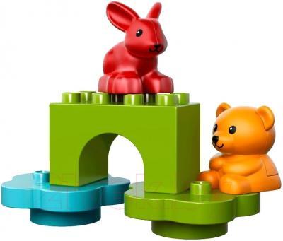 Конструктор Lego Duplo Лодочка для малышей (10567) - общий вид